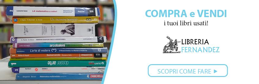 COMPRA e VENDI i tuoi libri usati!